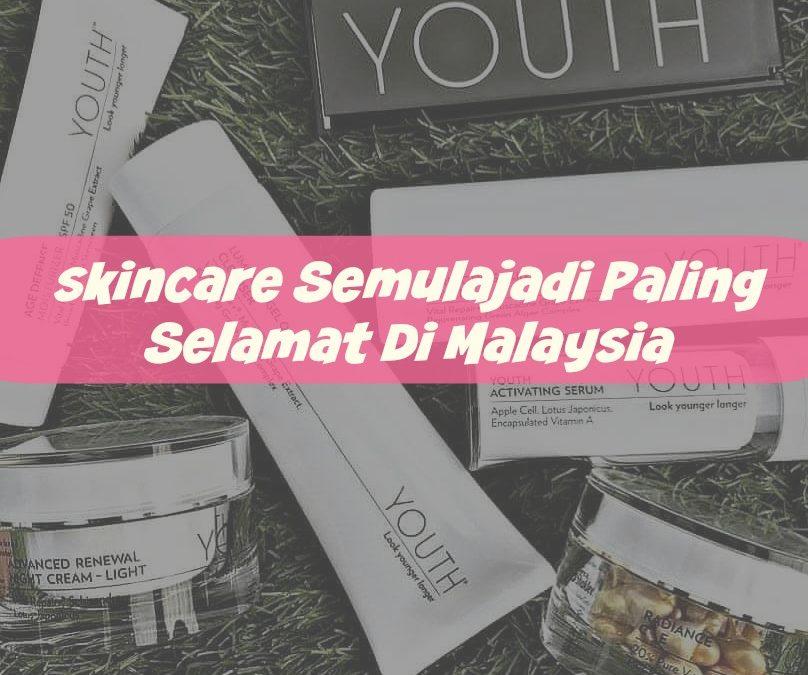 Skincare Semulajadi 100%Vegan Terbaik Di Malaysia